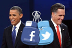 How Facebook and Twitter Events Secured The US Presidential Election