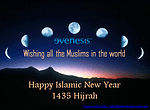 Happy Islamic New Year from Evenesis