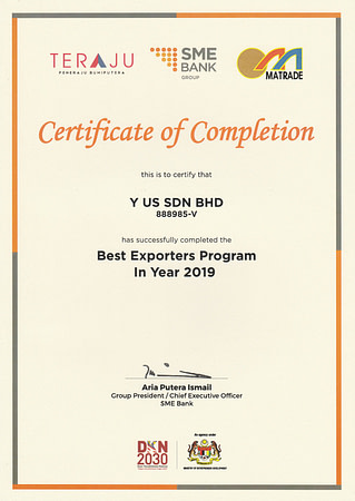 Best Exporters Program Jan 2019
