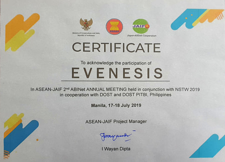 ASEAN-JAIF Evenesis Manila July 2019