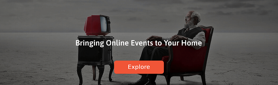 Online Event Malaysia Webinar, Zoom Conference, Facebook Live, Business, Startup, Finance, Technology, IT, Corporate, Virtual Event